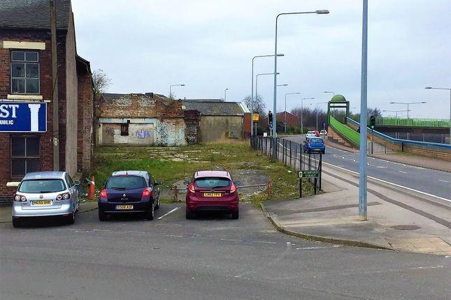 Thumbnail Land for sale in Land At Ayshford Street, Longton, Stoke-On-Trent, Staffordshire