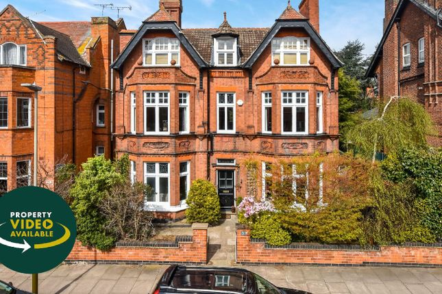 Thumbnail Detached house for sale in Springfield Road, Stoneygate, Leicester