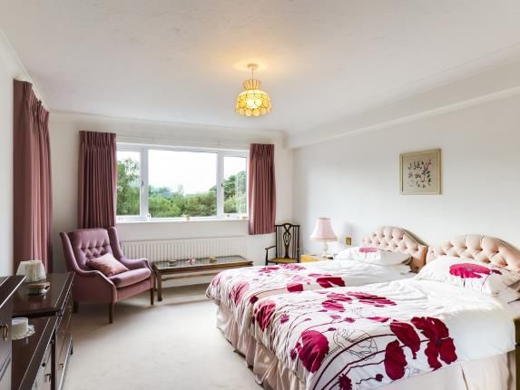 Master Bedroom of Canford Cliffs, Poole, Dorset BH13