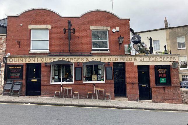 Thumbnail Pub/bar for sale in Quinton House, 2 Park Place, Clifton, Bristol, Bristol