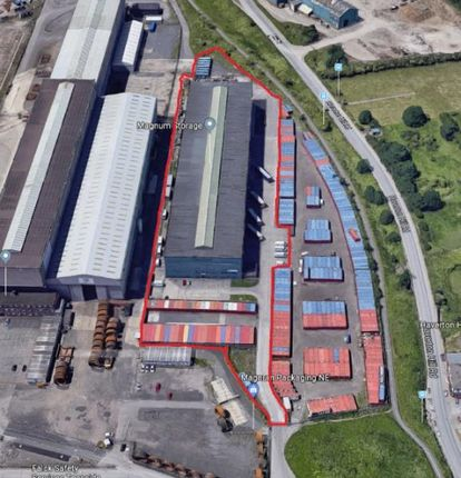 Thumbnail Industrial to let in High Bay Warehouse, Haverton Hill, Billingham