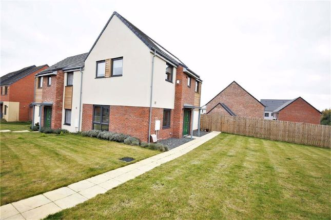 Thumbnail Link-detached house for sale in Ravensworth Park, Houghton Le Spring, Shiney Rowe