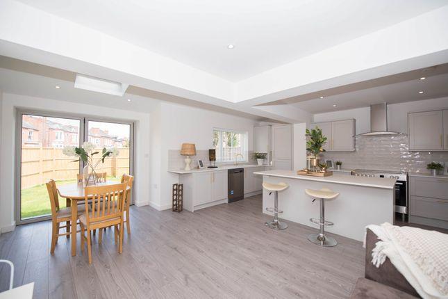 Thumbnail End terrace house to rent in Chantrey Road, West Bridgford, Nottingham