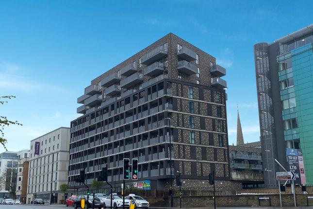 2 bed flat for sale in Crossways, Windsor Road, Slough SL1