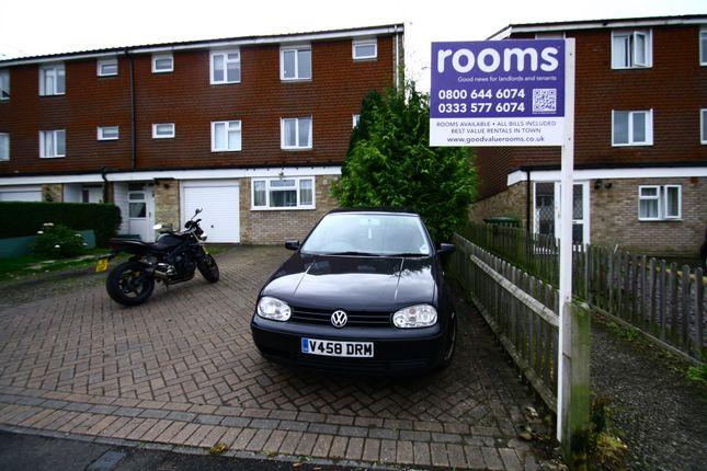 Thumbnail Room to rent in Cherry Tree Road, Tunbridge Wells, Kent