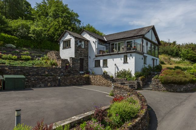 Thumbnail Detached house for sale in Brant Howe, Cunsey, Far Sawrey