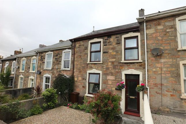 Thumbnail Terraced house for sale in East Hill, Tuckingmill, Camborne