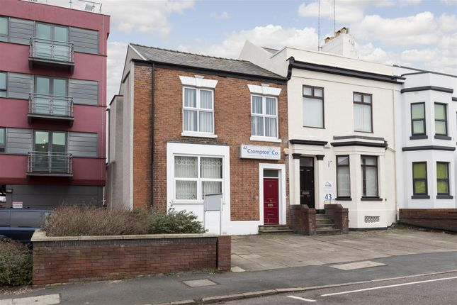 Thumbnail End terrace house for sale in Queens Road, Coventry