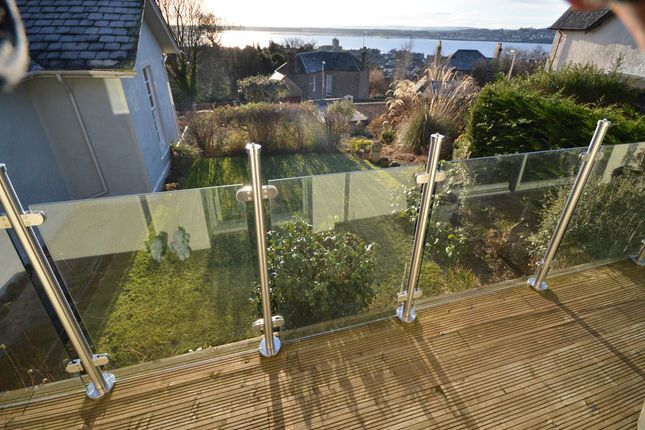Thumbnail Detached house to rent in Hill Road, Broughty Ferry, Dundee