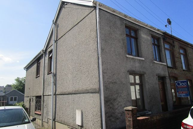 Thumbnail Property for sale in Heol Maes Y Dre, Ystradgynlais, Swansea.