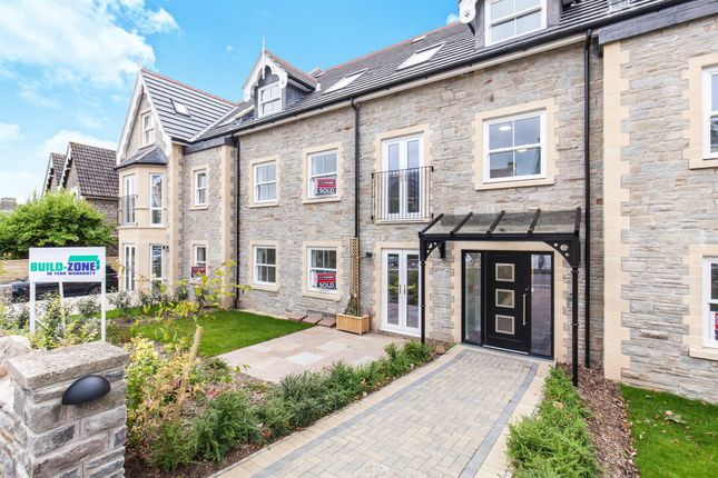 Thumbnail Flat for sale in Queens Road, Clevedon