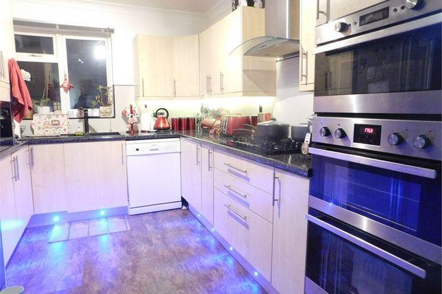 Thumbnail Maisonette to rent in Gifford Gardens, Hanwell, London