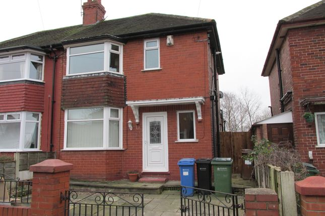 Thumbnail Semi-detached house to rent in Petersburg Road, Stockport