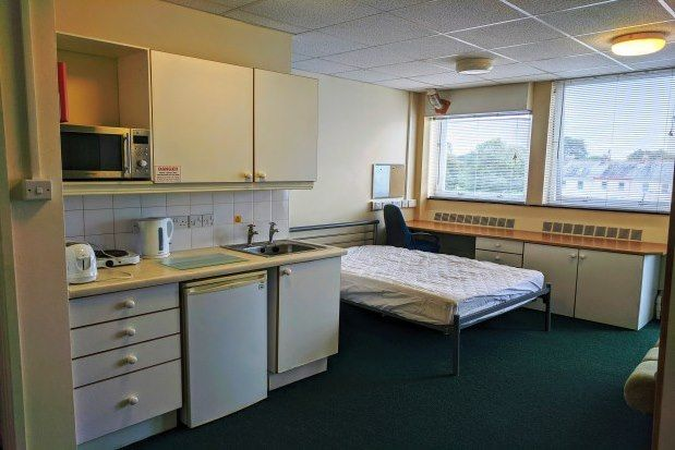 Thumbnail Studio to rent in Notte Street, Plymouth