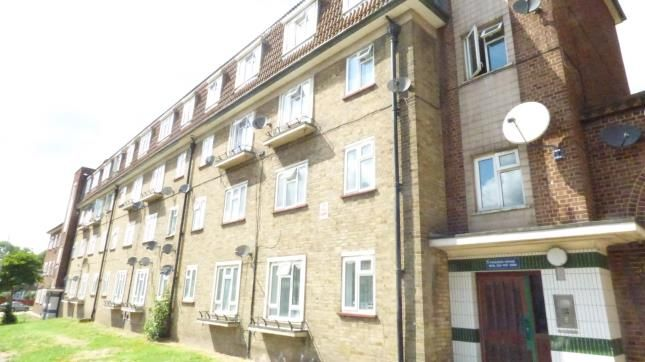 Thumbnail Flat for sale in Whiting Avenue, Barking