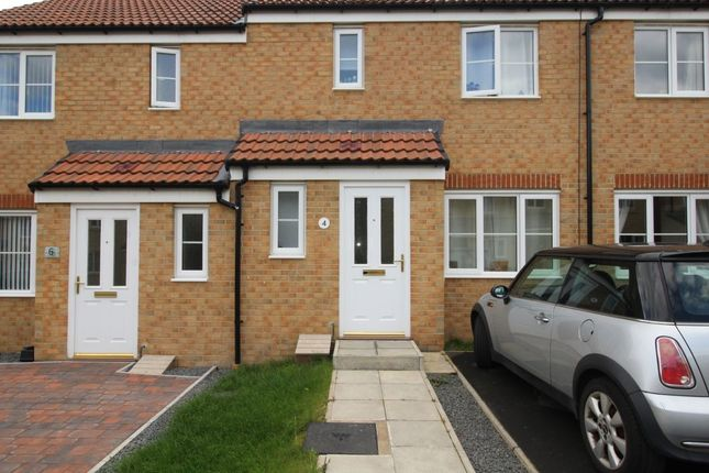 Thumbnail Terraced house to rent in Wooler Drive, The Middles, Stanley