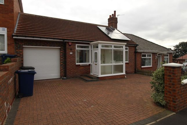 Thumbnail 2 bed bungalow for sale in Denhill Park, Newcastle Upon Tyne