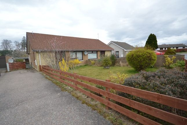 Thumbnail Bungalow for sale in Lochlann Road, Culloden, Inverness