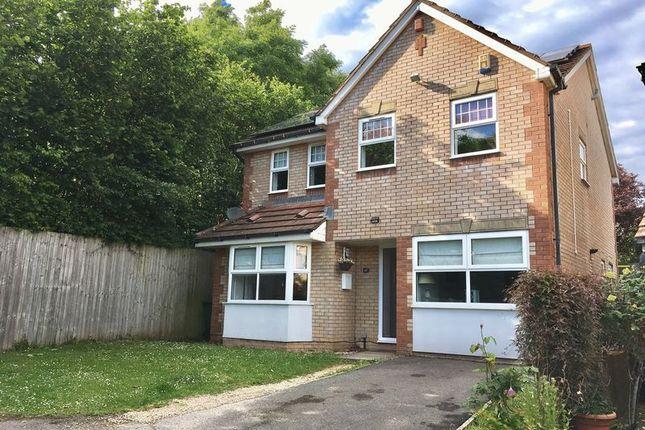 Thumbnail Detached house for sale in Clos Nant Glaswg, Pontprennau, Cardiff