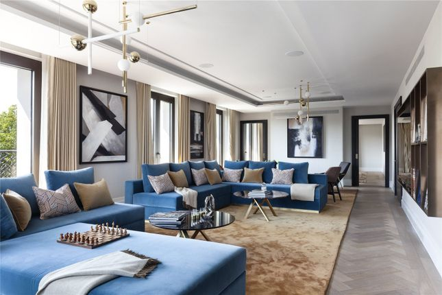 Thumbnail Flat for sale in Chelsea Barracks, Belgravia, London