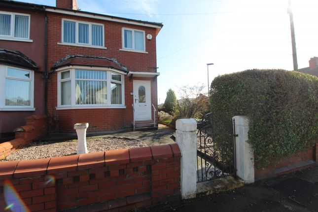 Thumbnail Semi-detached house to rent in Annesley Avenue, Blackpool