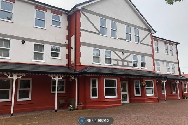 Thumbnail Flat to rent in Grove Road, Wallasey