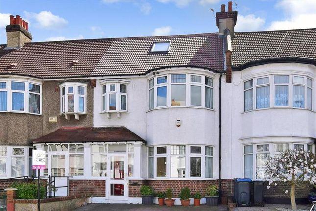 Thumbnail Terraced house for sale in Bingham Road, Croydon, Surrey
