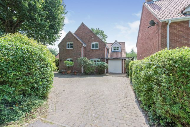 4 bed detached house for sale in Carbrooke, Thetford, Norfolk IP25