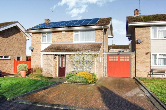 Thumbnail Detached house for sale in Meadow View, Potterspury, Towcester