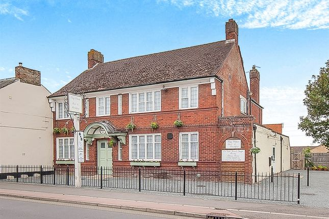 Detached house for sale in Scargells Yard, High Street, March