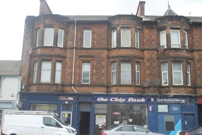 1 bed flat for sale in 51 Low Glencairn Street, Kilmarnock, Ayrshire KA1