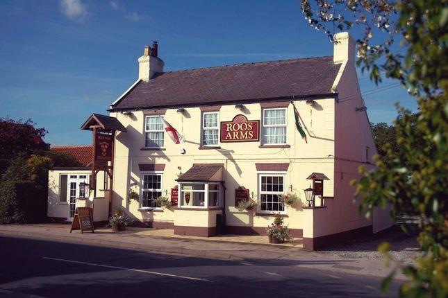 Thumbnail Pub/bar for sale in Main Street, Hull: Roos