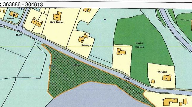 Thumbnail Land for sale in Buildwas, Telford