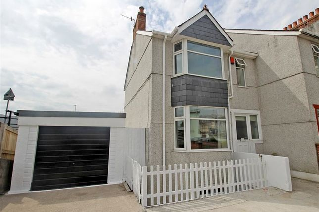 Thumbnail End terrace house for sale in Mainstone Avenue, Prince Rock, Plymouth