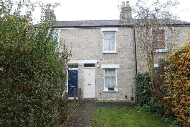 Thumbnail Property to rent in Burnside, Cambridge