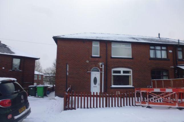 Thumbnail Semi-detached house to rent in Lightburn Avenue, Littleborough
