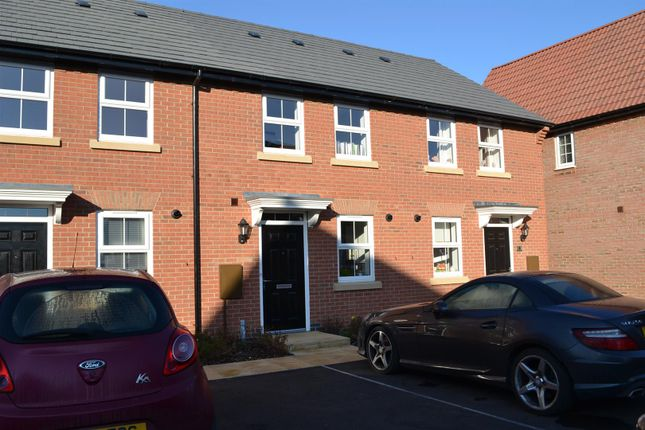 Thumbnail Town house for sale in Selemba Way, Greylees, Sleaford