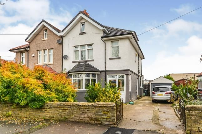 Thumbnail Semi-detached house for sale in Balmoral Road, Morecambe, Lancashire, United Kingdom