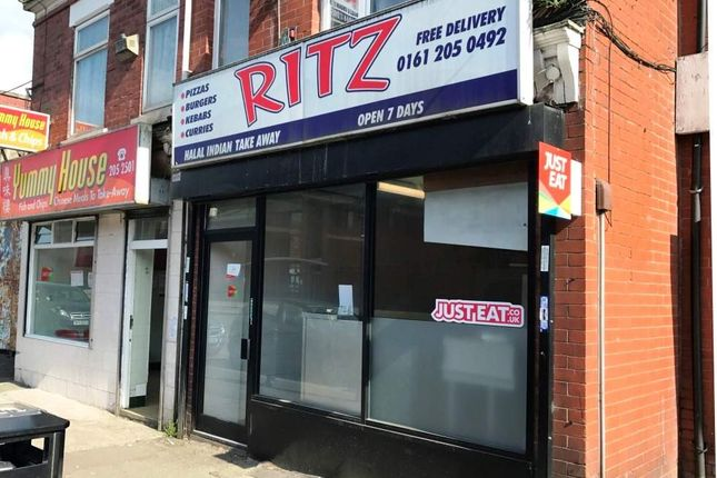 Restaurant/cafe for sale in Oldham Road, Manchester