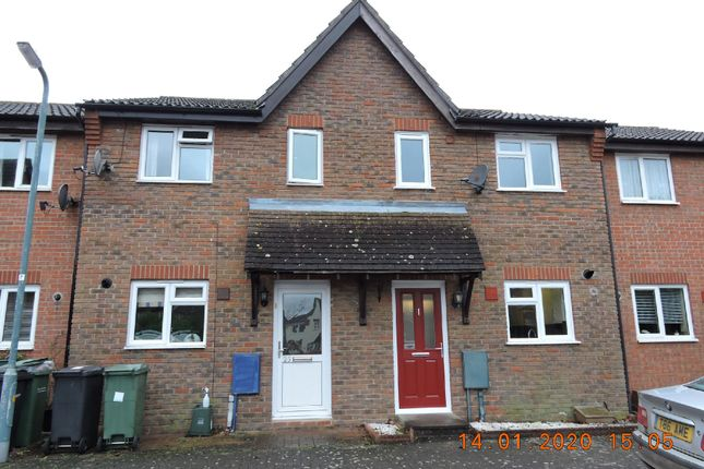 Thumbnail Terraced house to rent in Stanstrete Field, Braintree