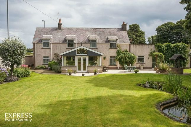 Thumbnail Detached house for sale in Belfast Road, Larne, County Antrim