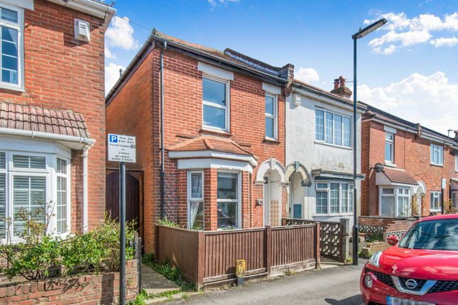 Thumbnail Semi-detached house for sale in Sydney Road, Shirley, Southampton