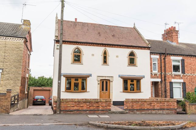 Thumbnail Semi-detached house for sale in Finedon Road, Irthlingborough, Wellingborough