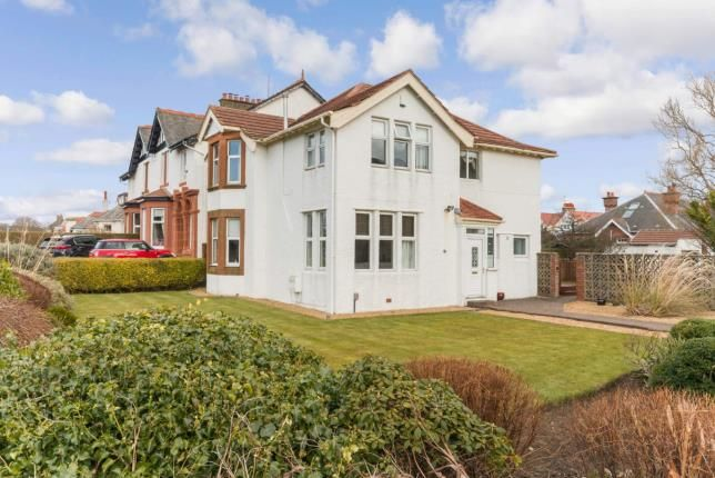 Thumbnail Detached house for sale in Cessnock Road, Troon, South Ayrshire, Scotland