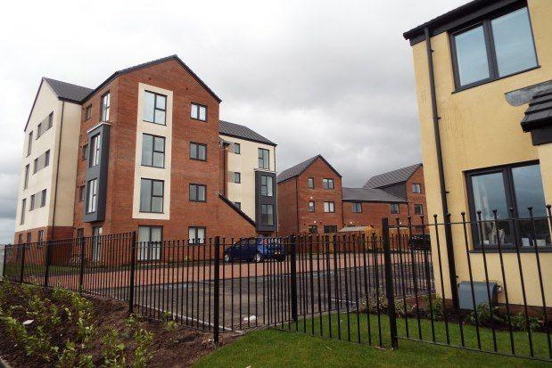 Thumbnail Flat to rent in Ffordd Y Mileniwm, Barry