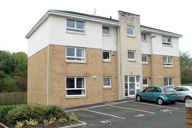 Thumbnail Flat to rent in Burnbrae Gardens, Clydebank