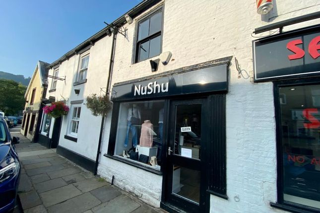 Thumbnail Retail premises for sale in King Street, Whalley, Clitheroe
