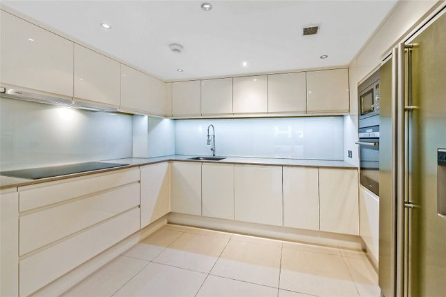 Thumbnail Flat for sale in Dolphin House, Lensbury Avenue, London
