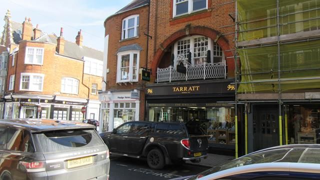 Thumbnail Retail premises to let in 10 Regent Street, Rugby, Warwickshire