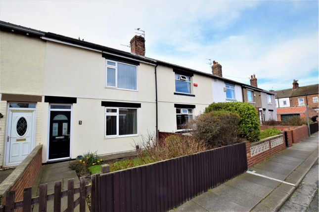 Thumbnail Terraced house for sale in Elm Road, Redcar